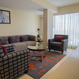 Exec _ Deluxe Suite Sitting Room